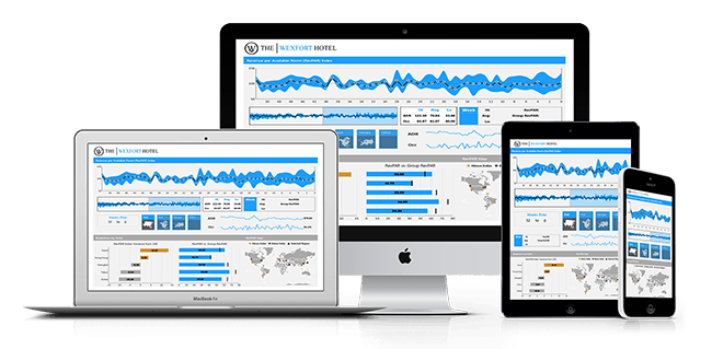 Drake Visioneer Dashboards